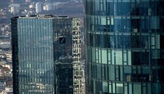 Edificio central del Deutsche Bank, en Alemania. (Getty Images)