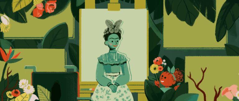 Google celebra Día Internacional de la Mujer con doodle animado. (Google)
