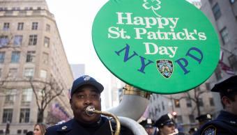 día de San Patricio, trump, proverbio irlandes, poema