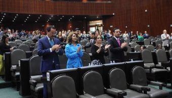 La Cámara de Diputados aprobó con 399 votos el dictamen que reforma la Ley de Ciencia y Tecnología (Twitter/@Mx_Diputados)