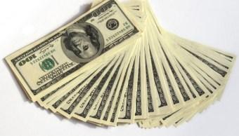 Dólar. (Notimex/Archivo)