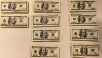 Este viernes el dólar se vendió en 19.25 pesos. (Notimex/Archivo)