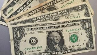 Dólar. (Notimex)