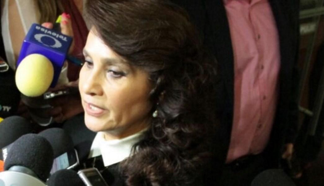 Dolores Padierna, senadora del PRD. (Twitter: @Dolores_PL)