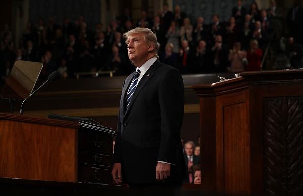 El presidente Donald Trump enviará su propuesta de presupuesto al Congreso en las próximas semanas. (Getty Images)