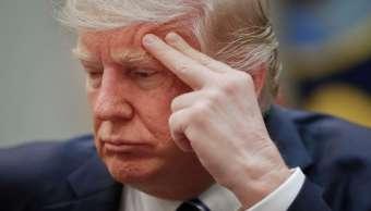 Donald Trump pagó 38 mdd en impuestos en 2005.