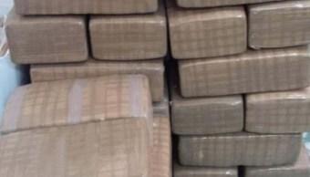 Elementos del Ejército decomisaron cerca de una tonelada de droga en tres acciones distintas en Chiapas