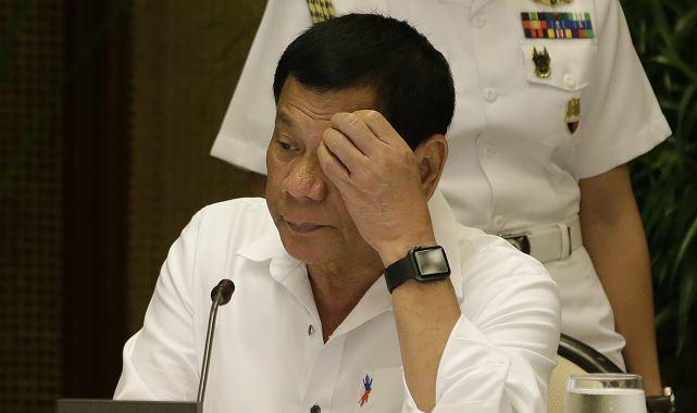 El expolicía testifica que, personalmente, escuchó a Duterte ordenar asesinatos en dos ocasiones, mientras que los otros ataques fueron iniciados por policías, supuestamente, siguiendo instrucciones del dirigente. (AP, archivo)