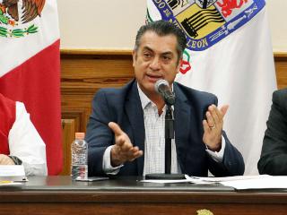 Jaime Rodriguez habla de su búsqueda de la candidatura independiente