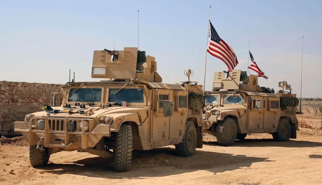 El despliegue de infantes de marina en Siria supone una primera escalada en la postura militar de Estados Unidos desde la llegada de Donald Trump a la Casa Blanca.