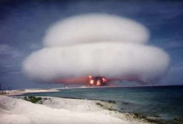 El Laboratorio Nacional Lawrence Livermore publicó más de 6 mil 500 películas de antiguas pruebas nucleares.