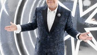 Durante 25 años Elton John ha ofrecido una fiesta después de la entrega del Oscar para recaudar fondos para la investigación y combate al SIDA. (Getty images)