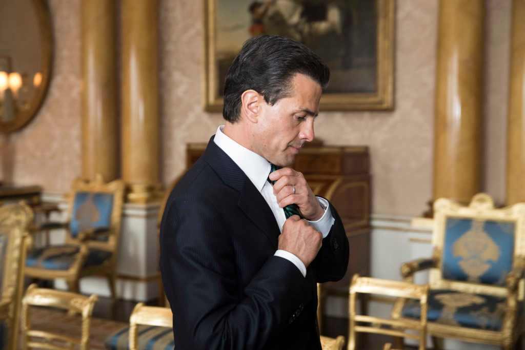 Enrique Peña Nieto petróleo