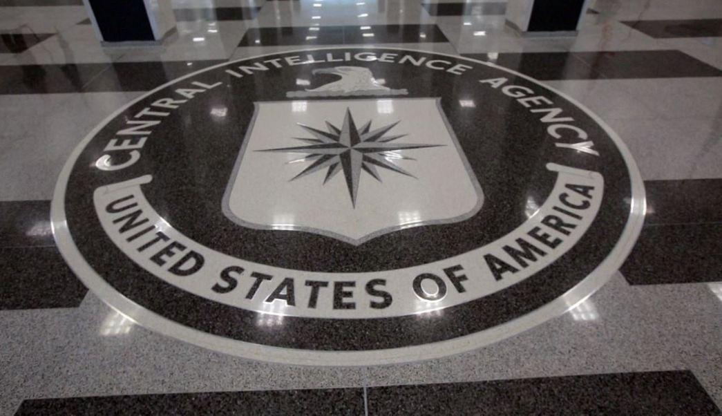 Escudo de la Agencia Central de Inteligencia (CIA). (http://www.posta.com.mx/archivo)