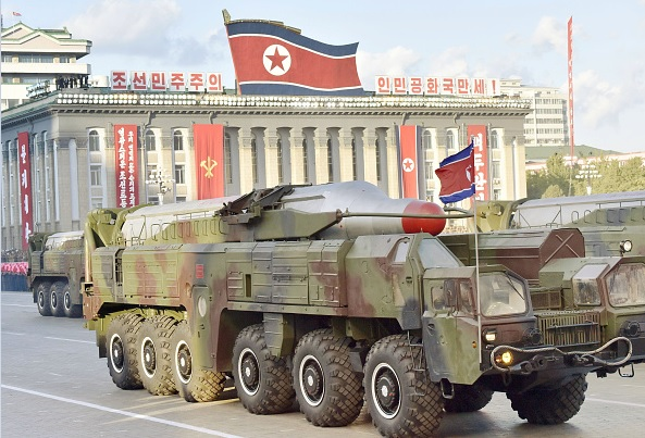 Estados Unidos y Corea del Sur realizan ejercicios militares.