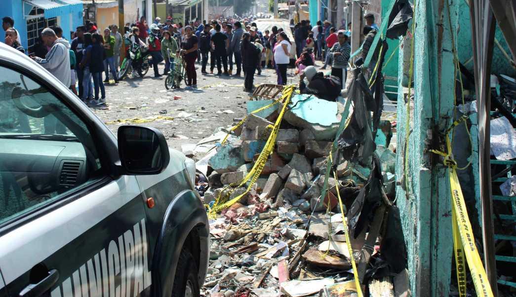 Nueva explosión de pirotecnia dejó 4 muertos en Tultepec, Estado de México (AP, archivo)