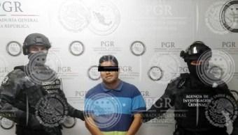 """Juan Paulino """"N"""" es detenido en Ixmiquilpan, Hidalgo; está acusado de violación de una menor en Florida (PGR)"""