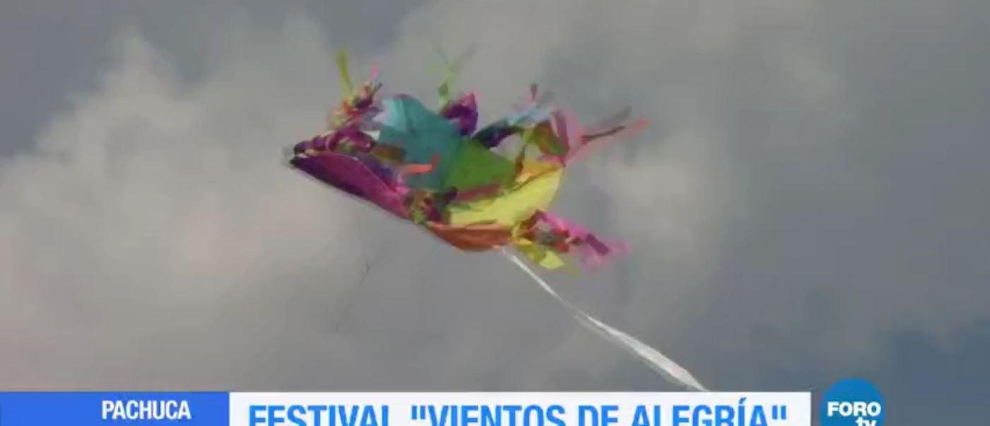 Festival Vientos de Alegría en Pachuca
