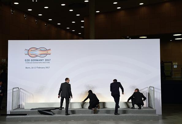 Ministros de finanzas se reunirán a mediados de marzo en un encuentro del G20. (Getty Images)