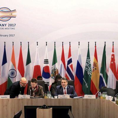 Comienza reunión de ministros de Finanzas del G20 bajo el peso de las crisis