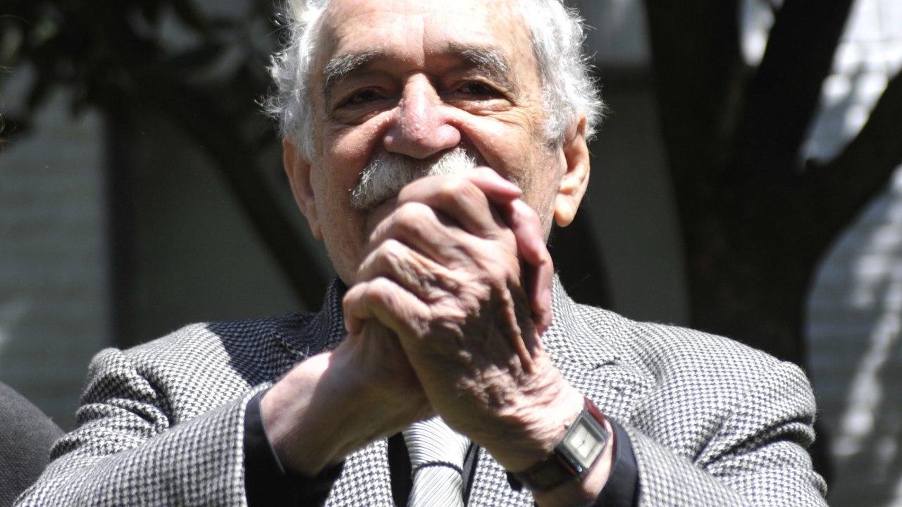 Gabriel García Márquez México Foto