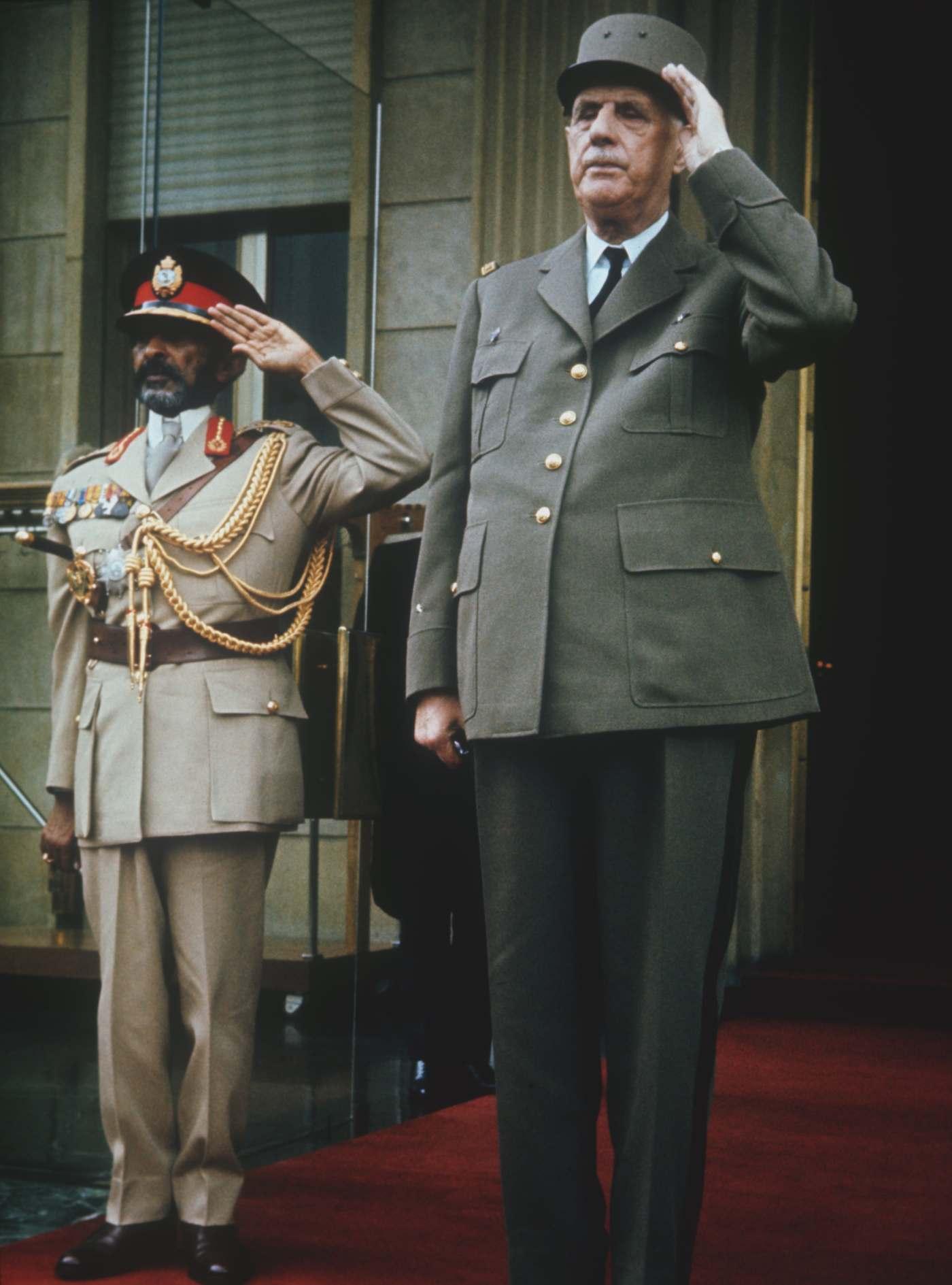 Ryszard Kapuściński Haile Selassie