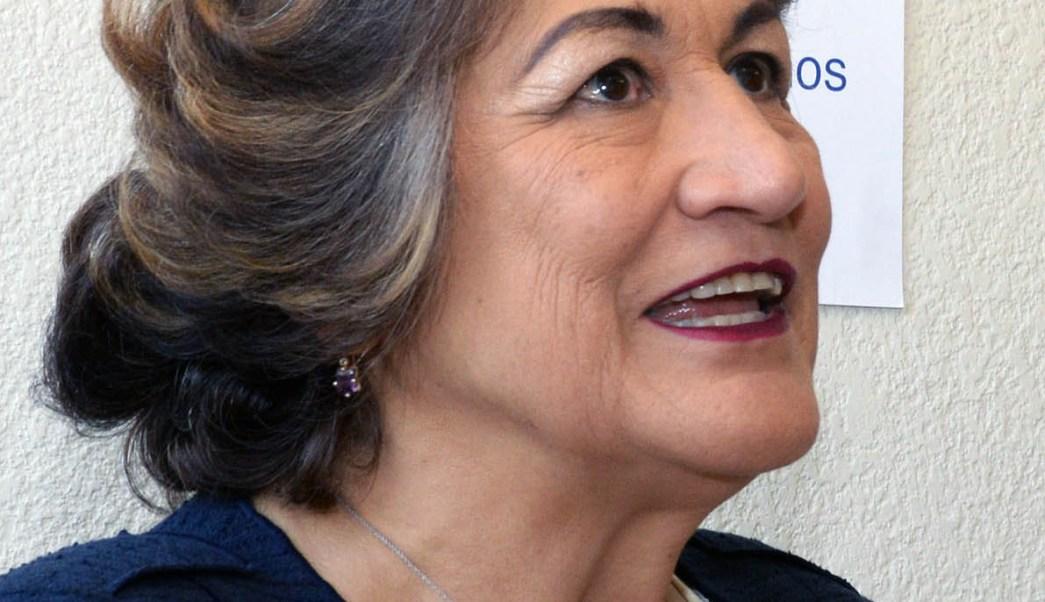 Gloria Ramírez Hernández, titular de la Cátedra UNESCO de Derechos Humanos de la UNAM y académica de Facultad de Ciencias Políticas y Sociales. (UNAM)