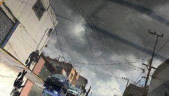 Tarde nublada en la Ciudad de México; autoridades capitalinas prevén lluvia y granizo (NTX, archivo)