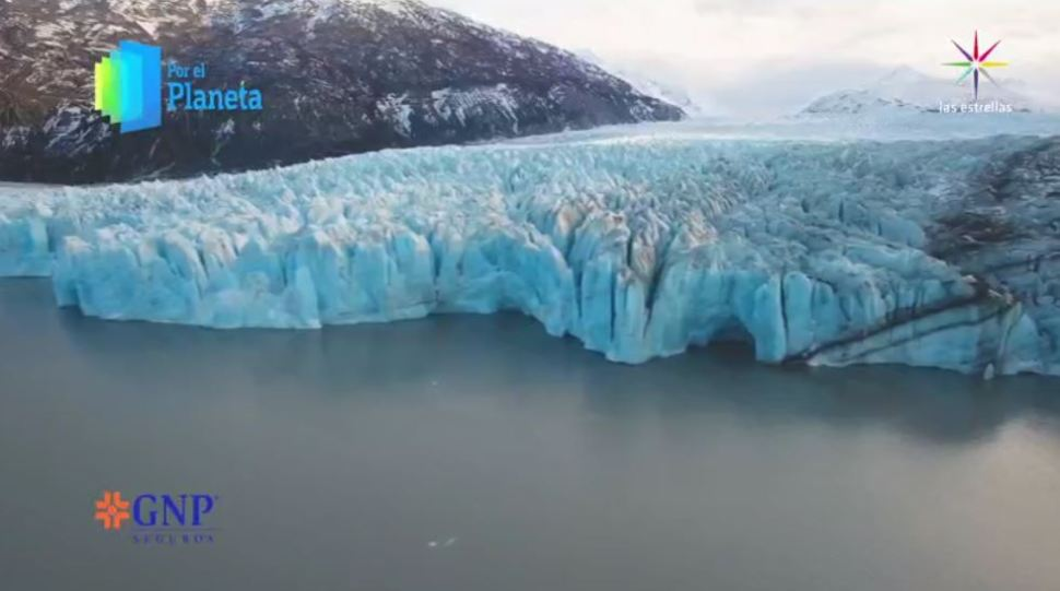 Hielo del Ártico (Por el Planeta/Noticieros Televisa)