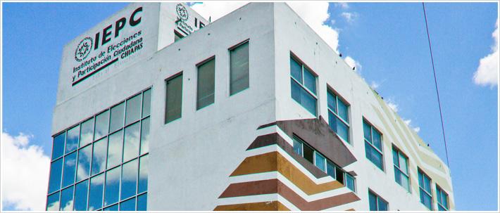 Instituto Electoral de Chiapas. (http://www.chiapas.gob.mx, archivo)