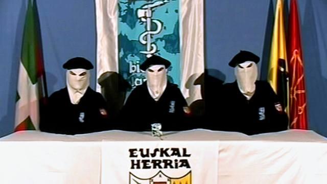 Integrantes de la organización terrorista ETA en 2006 (AP, archivo)