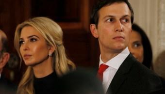 Jared Kushner, esposo de Ivanka Trump, será interrogado sobre dos reuniones con rusos. (Reuters, archivo)