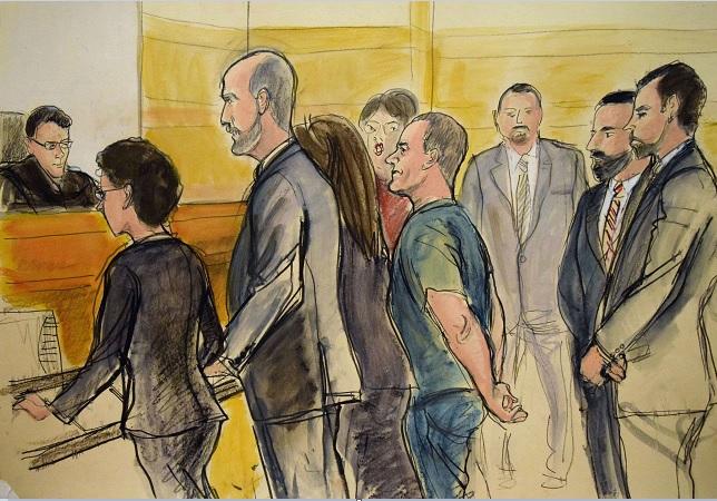 El Chapo Guzmán denuncia extradición ilegal