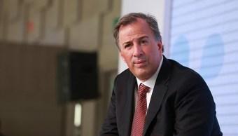 José Antonio Meade, secretario de Hacienda y Crédito Público. (Getty Images, archivo)