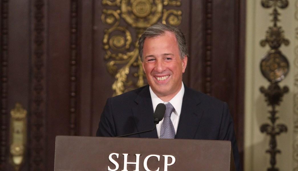 José Antonio Meade Kuribreña, secretario de Hacienda y Crédito Público. (Notimex)