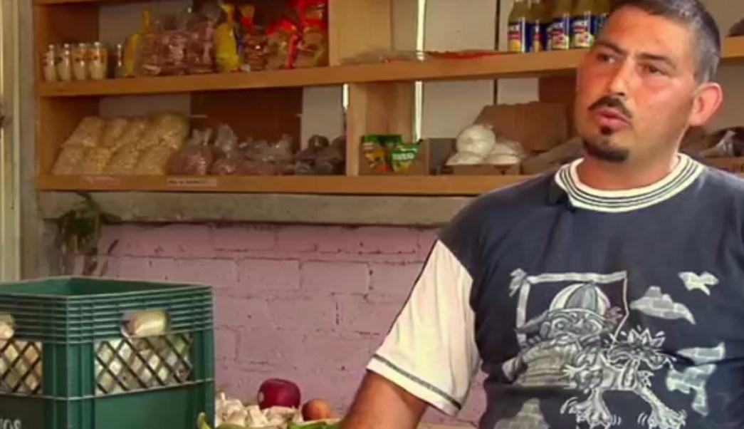 El colimense José Luis Magaña fue repatriado a México tras vivir 16 años en la ciudad de Seattle. (Noticieros Televisa)