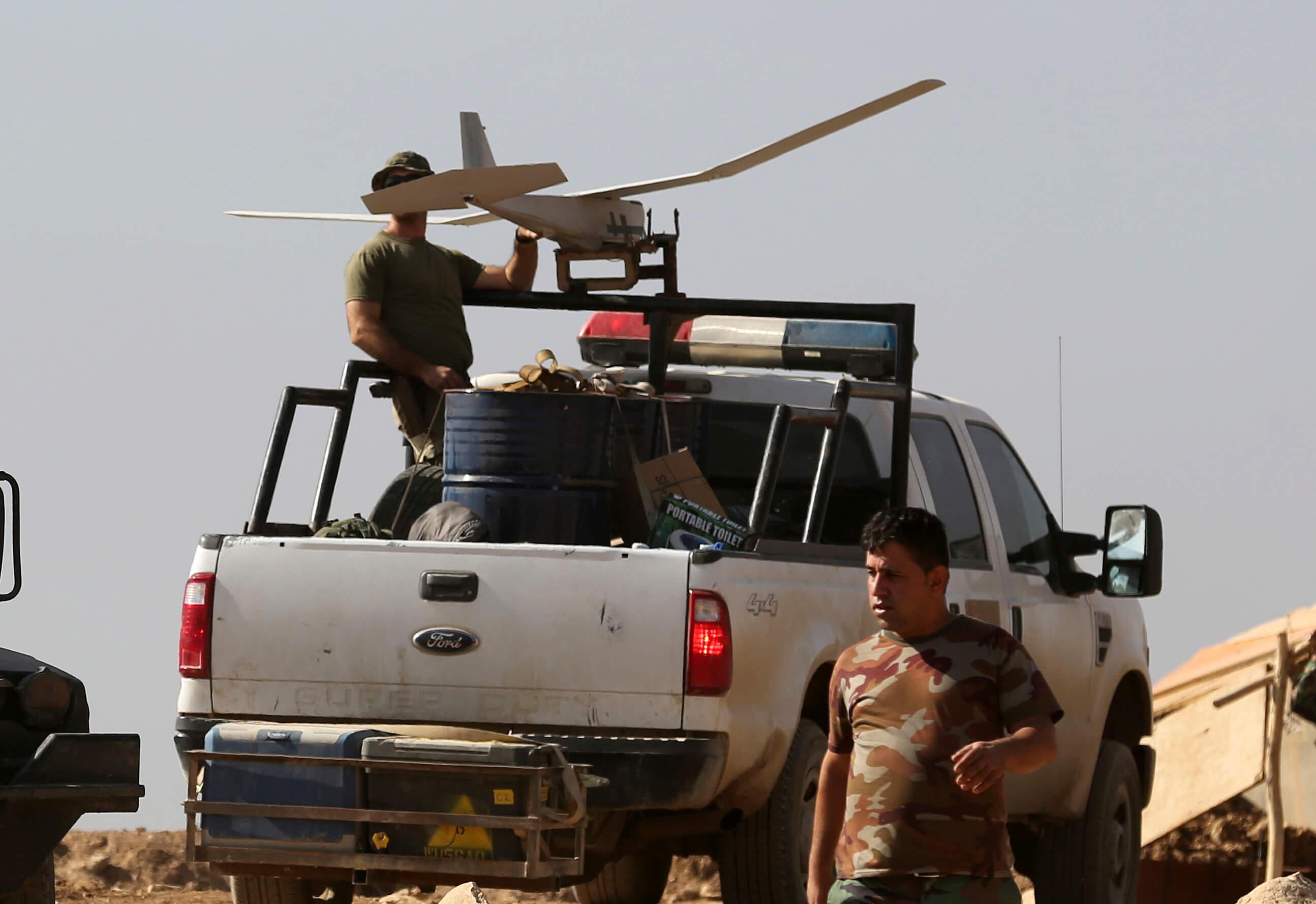Con drones, CIA va contra los terroristas
