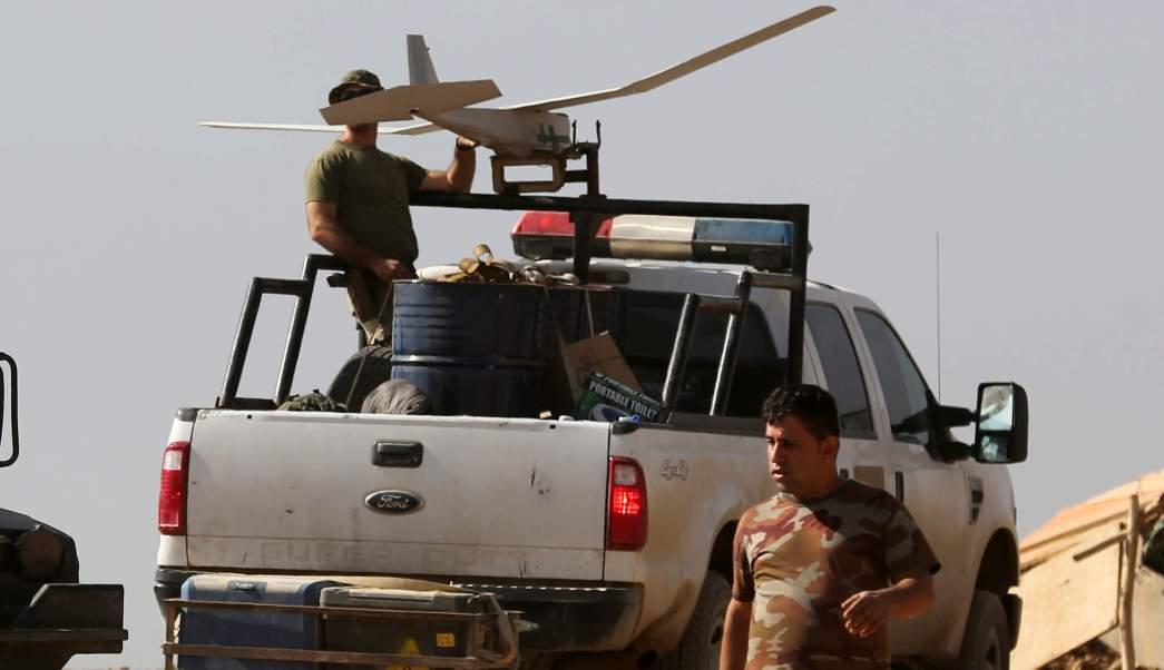 La CIA utilizará drones para la lucha antiterrorista