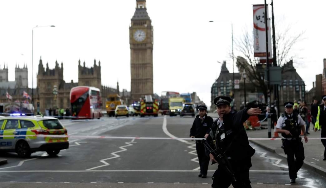 La Policía británica aumentara la vigilancia en los próximos días.