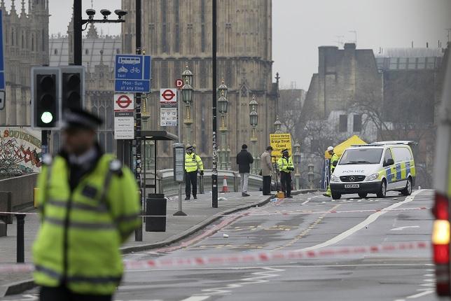La Policía de Londres identificó al autor del atentado como Khalid Masood, un británico de 52 años.