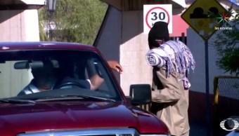 Agentes de la Policía Preventiva e inspectores de la Tesorería Municipal aplicarán las multas. (Noticieros Televisa)