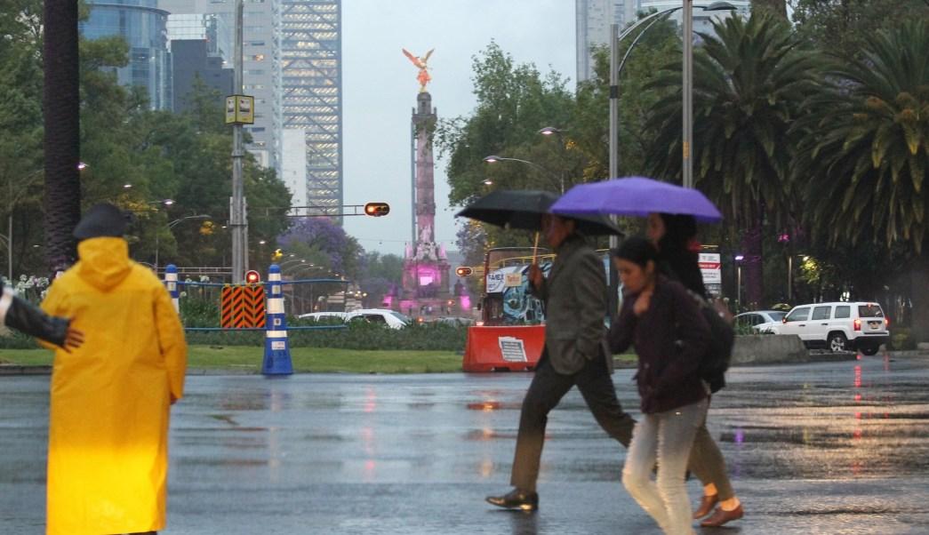 Resultado de imagen para lluvias en CDMX