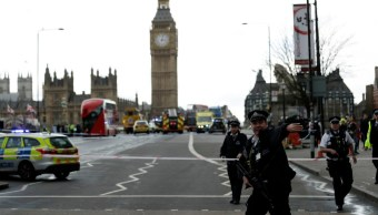 México condena el ataque terrorista en Londres. (AP)