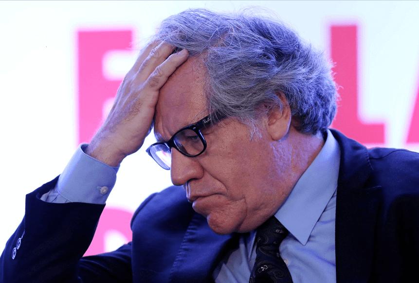 Luis Almagro, secretario general de la OEA. (Reuters, archivo)