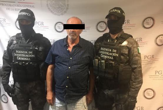 Presunto miembro de la mafia italiana de Nápoles es detenido en Ciudad Madero, Tamaulipas (Twitter  @cmanueljuarez)