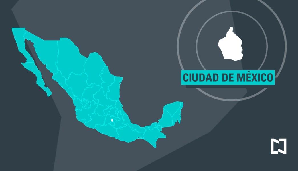 Mapa de Ciudad de México (Noticieros Televisa)