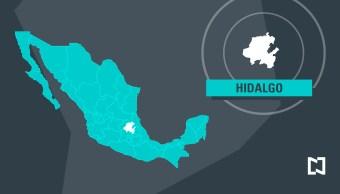 Trabajadores atrapados por derrumbe de mina en Hidalgo