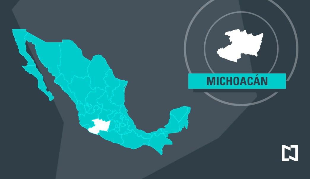 Enfrentamiento en Michoacán deja cuatro muertos