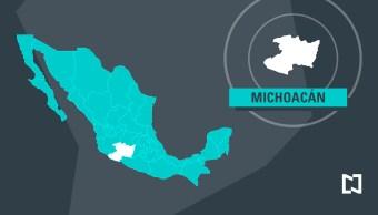 Encuentran dos fosas clandestinas con ocho cuerpos en Tarímbaro, Michoacán