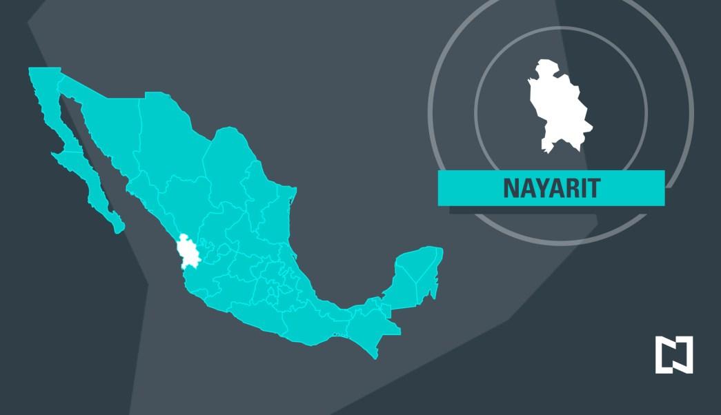 Mapa de Nayarit (Noticieros Televisa)